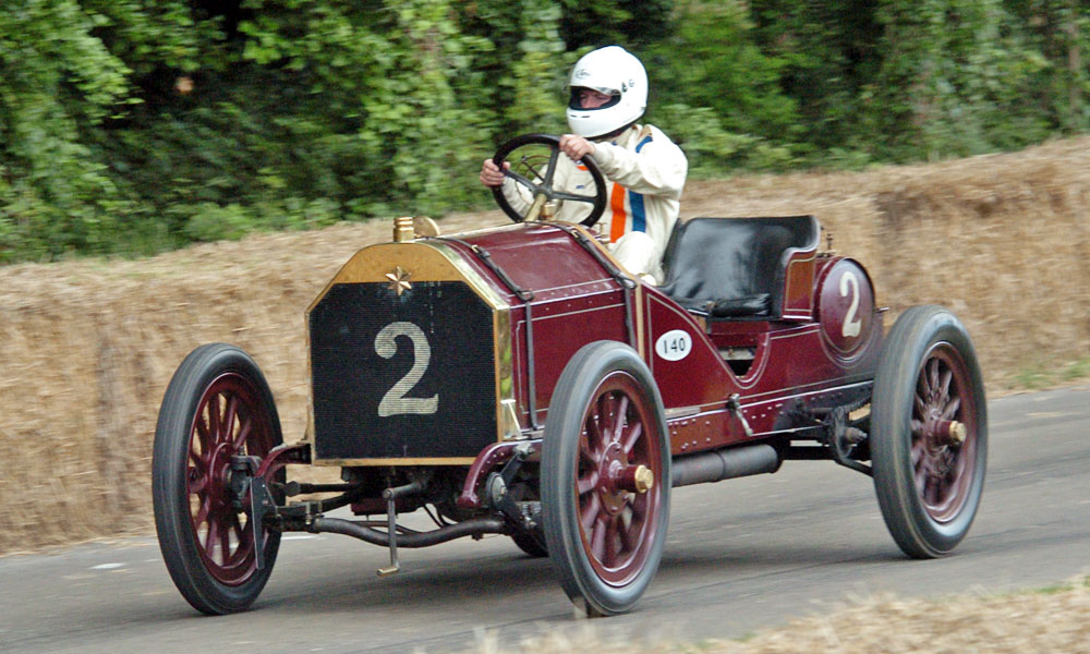 Gordon Bennett Motor Car Race