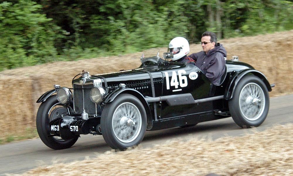1933 MG K3 Racing Car