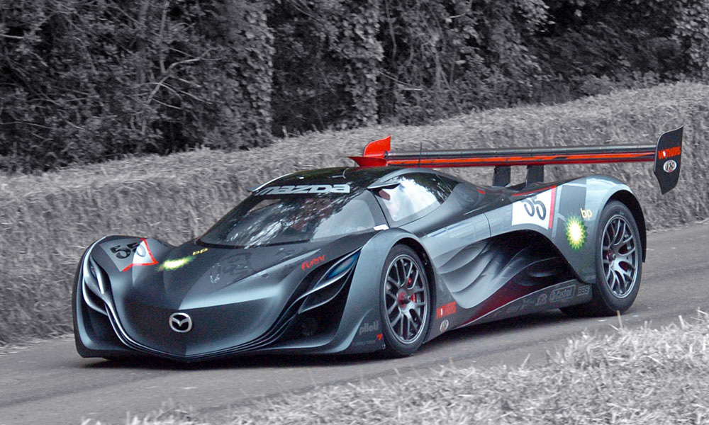 Future Racing Car